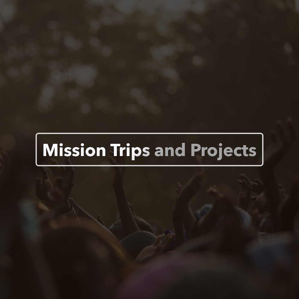 Mission Trips and Projects